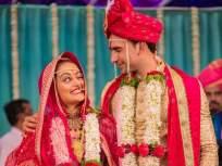 नवरा असावा तर असा..! मानसी नाईकचा नवरा प्रदीप खरेराने तिला दिले हे वचन - Marathi News | Mansi Naik's husband Pardeep Kharera gave her this promise | Latest marathi-cinema News at Lokmat.com