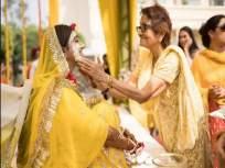 'ये रिश्ता क्या कहलाता है'मधील अभिनेत्रीला झाली कोरोनाची लागण, आहे एका प्रसिद्ध राजकारण्याची सून - Marathi News | Yeh Rishta Kya Kehlata Hai actor Mohena Kumari Singh and her family test positive for corona virus PSC | Latest television News at Lokmat.com