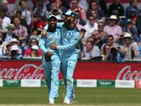 ICC World Cup 2019 : इंग्लंडच्या सेलिब्रेशनमधून मोईन अली, आदिल रशीद यांनी घेतला काढता पाय, कारण...