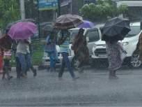 मुंबापुरीत कोसळधार; गेल्या ३ तासांत पडला १५६ मिलीमीटर पाऊस - Marathi News | Kosaldhar in Mumbai; 156 mm of rain fell in last 3 hours | Latest mumbai News at Lokmat.com