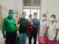 Coronavirus: दिलासादायक! राज्यातील १५ कोरोना रुग्ण विषाणूमुक्त; ८ जणांना मिळाला डिस्चार्ज - Marathi News   Coronavirus eight patient got discharged from kasturba hospital kkg   Latest mumbai News at Lokmat.com