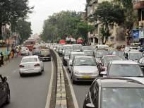 केम्स कॉर्नर उड्डाणपुलाला जोडणारा रस्ता महिनाभर बंद - Marathi News | The road connecting Cams Corner flyover is closed for a month | Latest mumbai News at Lokmat.com