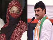धनंजय मुंडेंकडे माझे आक्षेपार्ह फोटो, व्हिडीओ; तक्रारदार महिलेचे सनसनाटी आरोप - Marathi News | dhananjay munde have my offensive photos videos victim makes serious allegations | Latest mumbai News at Lokmat.com