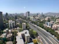 Coronavirus: आकाश निरभ्र; मुंबईकर घरात थांबल्यानं प्रदूषण खालावलं! - Marathi News | Coronavirus: safar reports that Mumbai has reduced pollution due to lack of traffic on the roads mac | Latest mumbai News at Lokmat.com