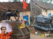 छत्रपतींचा पुतळा हटवल्याची राज्य सरकारकडून गंभीर दखल; कर्नाटकच्या मुख्यमंत्र्यांना धाडलं पत्र - Marathi News | Removal of Chhatrapati Shivaji statue; Minister Eknath Shinde Letter to the CM of Karnataka | Latest mumbai News at Lokmat.com