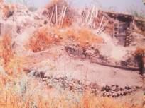खर्डा लढाईचा नागलवाडीतील ऐतिहासिक तळ दुर्लक्षित; सीना नदीपात्रात सापडतात लढाईच्या खुणा