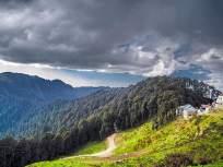स्वर्गाहुनी सुंदर... निसर्गसौंदर्याची देणगी मिळालेलं शिमल्यातील ऑफबीट डेस्टिनेशन 'नारकांडा'