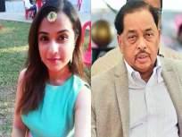 सुशांतची असिस्टंट मॅनेजर दिशा सालियानची बलात्कारानंतर हत्या, नारायण राणेंचा खळबळजनक आरोप - Marathi News | Sushant's assistant manager Disha Salian's murder after rape, Narayan Rane's sensational allegation | Latest crime News at Lokmat.com