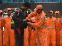 महा'चक्रीवादळापासून बचावासाठी NDRF ची टीम अहमदाबादमध्ये दाखल
