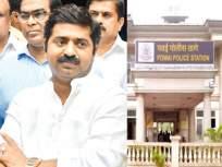 पोलिसाला मारहाण प्रकरण: राम कदमांचा आरोपींना वाचविण्यासाठी फोन! - Marathi News   mumbao police assault case bjp mla Ram Kadam calls to save accused   Latest mumbai News at Lokmat.com