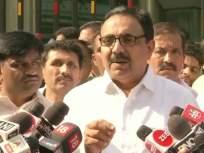 धनंजय मुंडेंना ब्लॅकमेल केलं जातंय, त्यांच्या राजीनाम्याची कोणतीही चर्चा नाही: जयंत पाटील - Marathi News | dhananjay Munde is being blackmailed there is no talk of his resignation says Jayant Patil | Latest mumbai News at Lokmat.com