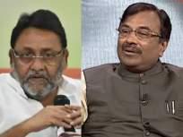 ड्रग्जमध्ये मंत्र्याचा नातेवाईक काम करत असेल, तर त्याची काय पूजा करायची?; मुनगंटीवारांचा सवाल - Marathi News   sudhir mungantiwar slams nawab malik over ncb drugs case issue   Latest mumbai News at Lokmat.com