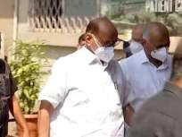 मोठी बातमी! पंतप्रधान मोदींपाठोपाठ शरद पवारांनीही टोचून घेतली कोरोनाची लस - Marathi News | sharad pawar takes covid vaccine in mumbai j j hospital | Latest mumbai News at Lokmat.com