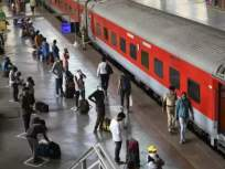 मोठी बातमी: रेल्वेनं ठराविक स्टेशनवर प्लॅटफॉर्म तिकीट ५ पटीनं वाढवलं, मोजावे लागणार ५० रुपये! - Marathi News | railway increased platform ticket by 5 times in mumbai region | Latest mumbai News at Lokmat.com