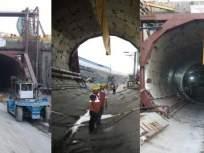 मुंबईच्या पोटात 'मावळ्या'ची दमदार कामगिरी; कोस्टल रोडसाठीचे महाकाय बोगदे पाहिलेत का? - Marathi News | mavala indias biggest tunnel boring machine made huge tunnels for mumbai coastal road here are some photos | Latest mumbai Photos at Lokmat.com