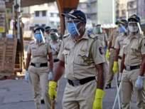 देशाच्या सुरक्षा दलांमध्ये मुंबई पोलिसांना कोरोनाचा सर्वाधिक फटका; आत्तापर्यंत ११० कोविडयोद्धे गमावले - Marathi News | Mumbai Police is the worst affected force in the country when it comes to Covid 19 deaths | Latest mumbai News at Lokmat.com