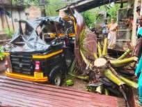 Cyclone Tauktae Live Updates: तौत्के चक्रीवादळाचा तडाखा! रत्नागिरी, राजापुरात जोरदार पाऊस; अमळनेरमध्ये दोघांचा मृत्यू - Marathi News | Cyclone Tauktae Live Updates heavy rains in kokan will hit mumbai also | Latest mumbai News at Lokmat.com