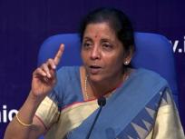 अर्थमंत्री निर्मला सीतारामन यांचा काँग्रेसवर हल्ला
