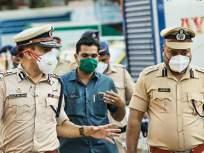 आता पोलीस मुख्यालयात५० टक्के कर्मचारी हजर राहणार - Marathi News | Now 50 per cent staff will be present at the police headquarters | Latest mumbai News at Lokmat.com