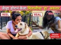जेव्हा डोरानं केला मितालीचा 'हा' अवतार | Mitali Mayekar and Pet Dora Fun | Lokmat CNX Filmy - Marathi News | When Dora did Mithali's 'Ha' avatar Mitali Mayekar and Pet Dora Fun | Lokmat CNX Filmy | Latest entertainment Videos at Lokmat.com