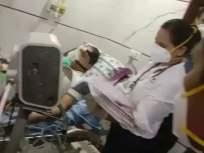 CoronaVirus News : डॉक्टरचा जीव वाचवण्यासाठी १७५ किमी ग्रीन कॉरिडोर; एअर एम्ब्युलन्सनं हैदराबादला पाठवलं - Marathi News | CoronaVirus News : 175 km long green corridor built to save doctor life in madhya pradesh air ambulance-sent to hyderabad | Latest health News at Lokmat.com
