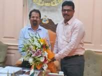 पणजीच्या महापौरांनी घेतली मुंबईच्या महापौरांची भेट