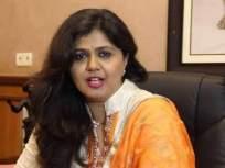 पंकजा मुंडे यांची प्रकृती बिघडली; घेतला आयसोलेट होण्याचा निर्णय - Marathi News | Pankaja Munde's Decided to be self isolated after fever, cold | Latest beed News at Lokmat.com