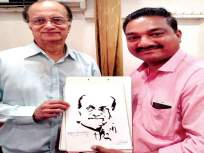 पेपर कटिंग आर्टला 'लिम्का,' 'इंडिया बुक'मध्ये स्थान