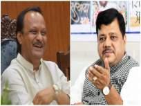 ...म्हणून प्रवीण दरेकरांना कोरोना झाला नसेल; अजित पवारांनी घेतली फिरकी - Marathi News | ncp leader ajit pawar take spin on bjp leader pravin darekar on corona | Latest maharashtra News at Lokmat.com