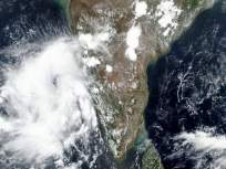 Cyclone Nisarga: निसर्ग चक्रीवादळाचा वेग वाढला; दोन तास आधीच किनारपट्टीवर धडकण्याची शक्यता - Marathi News | Cyclone Nisarga:The wind speed has increased in many parts of the Konkan coast and the wind is blowing at a speed of 85-95 hours | Latest mumbai News at Lokmat.com