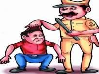 धक्कादायक! वडिलांनी पोलिसांकडे तक्रार केल्याच्या रागातून ठाण्यात मुलाने केला आत्महत्येचा प्रयत्न