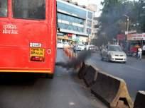 ठाण्यातील हवेतील प्रदुषण ४० टक्यांनी घटले - Marathi News | Air pollution in Thane decreases by 5% | Latest mumbai News at Lokmat.com