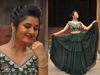 मराठी अभिनेत्री प्राजक्ता माळीच्या ग्लॅमरस अदांनी पाडली चाहत्यांना भुरळ, पहा तिचे फोटो - Marathi News | Marathi actress Prajakta Mali's glamorous photos has wowed fans, see her photos | Latest marathi-cinema Photos at Lokmat.com