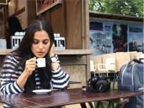 प्रिया बापट सुट्टी आणि फिरणं मिस करते, शेअर केला इस्तांबूलमधील Throwback Pic