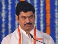 मुंडेंच्या राजीनाम्यावरून राष्ट्रवादीमध्ये दोन गट - Marathi News | Two groups in the NCP over dhananjay Munde's resignation | Latest mumbai News at Lokmat.com