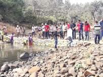 कर्जतच्या नवसूची वाडीमधील ग्रामस्थांची पाणीटंचाईवर मात