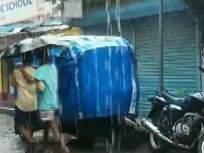 मुंबई, पुण्यासह राज्यातील विविध भागात जोरदार पावसाची हजेरी - Marathi News | maharashtra weather heavy rainfall in east maharashtra and vidarbha imd | Latest maharashtra News at Lokmat.com