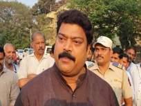 वाहतूक कोंडी; मनसेचे आमदार राजू पाटील उतरले रस्त्यावर! - Marathi News | Traffic jams; MNS MLA Raju Patil takes to the streets! | Latest thane News at Lokmat.com