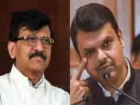 प्रसंग बाका आहे, फडणवीसांनी दिल्लीतून महाराष्ट्राला मदत मिळवून द्यावी: संजय राऊत - Marathi News   sanjay raut says that devendra fadnavis should help in corona situation in the state   Latest maharashtra News at Lokmat.com