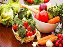 तुम्ही शाकाहारी आहात? तुमच्यासाठी आनंदाची बातमी... - Marathi News | Vegetarian diet is good for health, prevent heart disease | Latest health News at Lokmat.com