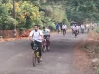 प्रदूषण मुक्तीसाठी सायकलसवारी, रत्नागिरीकरांची किमयाच न्यारी