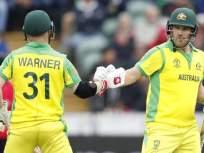 India vs Australia : वानखेडेवर भारताच्या गोलंदाजांना ऑस्ट्रेलियाच्या सलामीवीरांनीच धू धू धुतले...