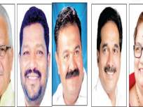 Maharashtra Vidhan Sabha 2019: महायुतीशी घायाळ आघाडीचा सामना