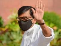 संजय राऊत यांना लीलावती रुग्णालयातून डिस्चार्ज; डॉक्टरांकडून आरामाचा सल्ला - Marathi News | shivsena mp sanjay raut discharged from lilavati Hospital | Latest mumbai News at Lokmat.com