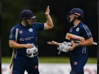 स्कॉटलंडच्या फलंदाजांची धु धु धुलाई; ट्वेंटी-20 विक्रमी भागीदारी, ऑस्ट्रेलियाचा विक्रम मोडला