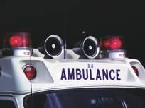 Coronavirus: गाडीवर रुग्णवाहिकेचा सायरन लावला, कोरोना कोरोना म्हणत फिरला; अखेर पोलिसांनी धरला - Marathi News | Coronavirus mumbai police caught one man who mounted ambulance siren on his car kkg | Latest mumbai News at Lokmat.com