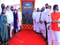 स्वातंत्र्याच्या ७५ वर्षांनंतरही पाण्याची समस्या ही गंभीर बाब- मुख्यमंत्री उद्धव ठाकरे - Marathi News | Water problem is a serious issue even after 75 years of independence: Chief Minister Uddhav Thackeray | Latest navi-mumbai News at Lokmat.com