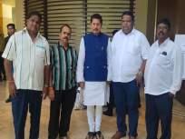 महाराष्ट्र मच्छिमार कृती समितीने घेतली शिवसेनेच्या आमदारांची भेट
