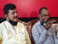 महाराष्ट्राची पताका जगात फडकवणाऱ्या डिसले गुरुजींच्या घरून दरेकर फडणवीसांना फोन करतात तेव्हा... - Marathi News | Leader of Opposition in the State Legislative Council Praveen Darekar visited Ranjit Singh Disley in Solapur today | Latest mumbai News at Lokmat.com