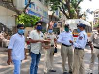 मुंबईकरांनी घडविले माणूसकीचे दर्शन; पोलीसांसह आपत्कालीन सेवांसाठी मदतीचा ओघ सुरुच - Marathi News | The vision of humanity made by Mumbaiites; Emergency services including police are on the rise | Latest mumbai News at Lokmat.com